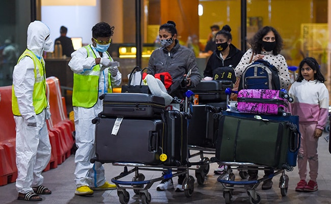 May Consider Spot Fines At Airports For Covid Rules Violaton: Regulator