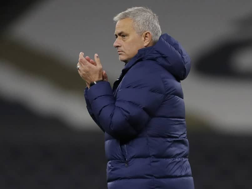 "Jose Mourinho Ready For ""Biggest Game"" Of Tottenham Hotspur Reign"
