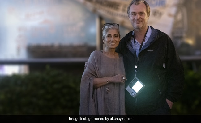 Akshay Kumar's 'Proud Son-In-Law Moment' - Tenet Director Christopher Nolan's Letter To Dimple Kapadia