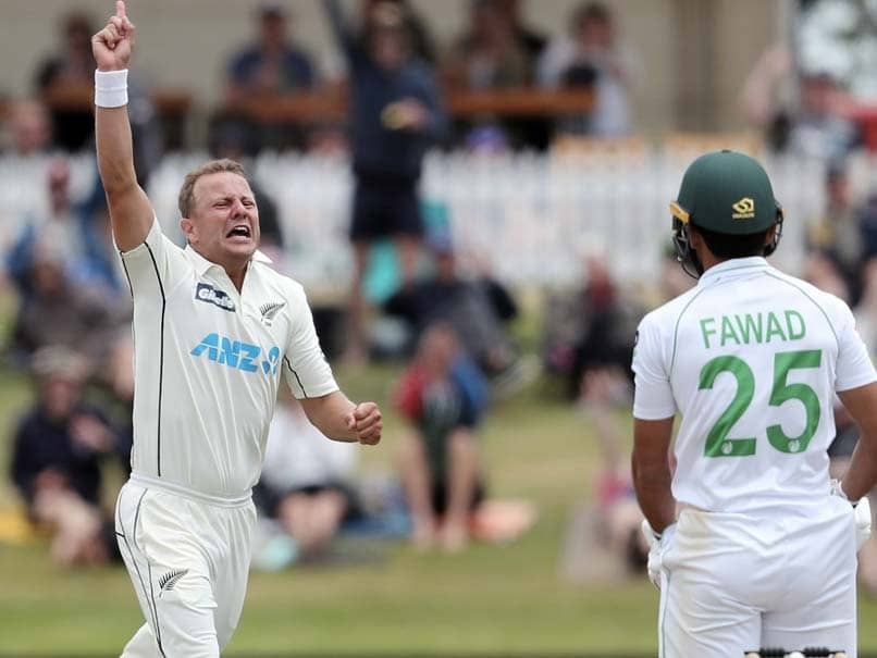 New Zealands Neil Wagner To Miss Second Pakistan Test After Broken Toes