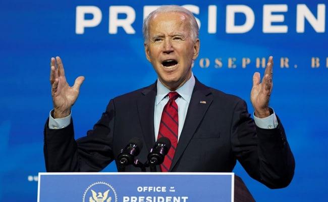 Joe Biden Says Trump's Decision To Skip Inauguration 'A Good Thing'
