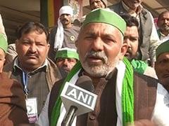 दिल्ली में ट्रैक्टर परेड के दौरान हिंसा के पीछे असामाजिक तत्व थे: राकेश टिकैत
