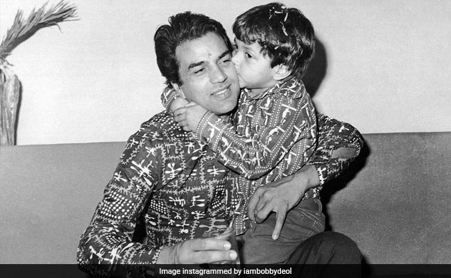 'Love You, Papa': Bobby And Esha Deol's Adorable Birthday Wishes For Dharmendra
