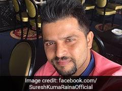 """""""Wasn't Aware Of Timing, Protocol"""": Suresh Raina On Mumbai Nightclub Raid"""
