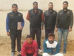 फरीदाबाद :मनोज भाटी हत्याकांड में क्राइम ब्रांच को मिली एक औरकामयाबी,दो शार्प शूटर गिरफ्तार