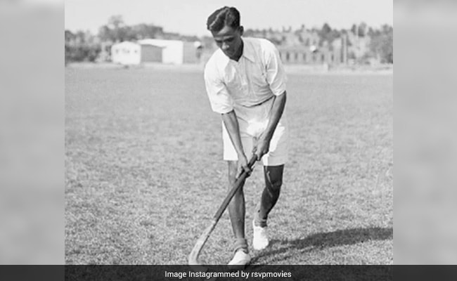 A Biopic On Hockey Legend Dhyan Chand. Details Inside