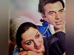 Hema Malini's Birthday Wish For Husband Dharmendra Is As Cute As They Are
