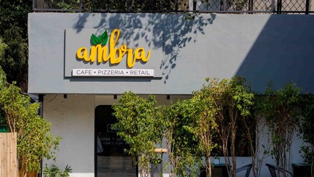 Unwind At Ambra CafeIn GK-2 With Good Food, Coffee And Retail Therapy