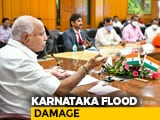 Video : Central Team In Karnataka To Assess Flood Damage, Second Visit To State
