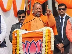 "Not Forcing Anyone To Raise ""Jai Shri Ram"" Slogan: Yogi Adityanath"