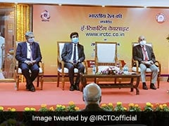 Piyush Goyal Launches IRCTC's Upgraded E-Ticketing Website, App