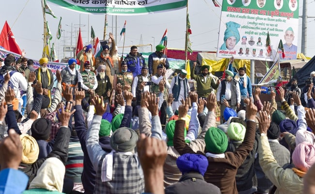 Ongoing Agitation Will Stay Apolitical: Farmers' Union