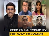 Video : India's Road To Recovery: What Industry Titans Think