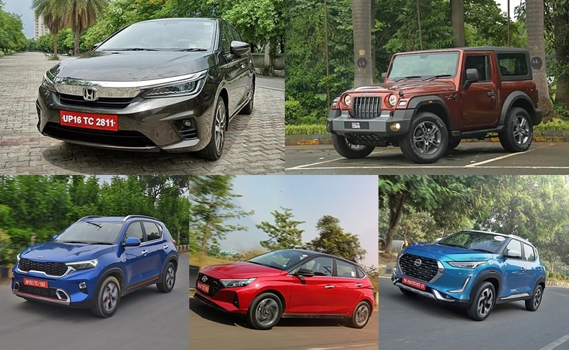 Here are the top 5 cars the went on sale in India during the pandemic-stricken year of 2020