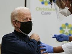 जो बाइडेन ने Live TV पर ली Covid-19 की Pfizer की वैक्सीन, बोले- 'डरने की कोई बात नहीं'