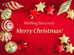 Merry Christmas 2020 Wishes: इन मैसेजेस से दें Christmas Day की शुभकामनाएं