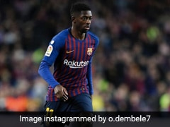 Ousmane Dembele Injury Adds To Barcelona's Problems