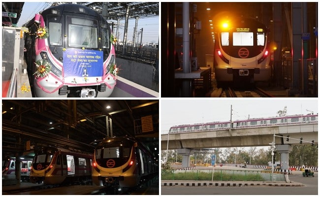 Here's All You Need To Know About India's First Driverless Train For Delhi Metro