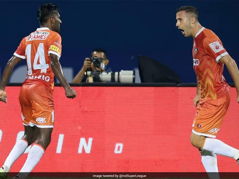 Indian Super League: Igor Angulos Strike Helps FC Goa Defeat Odisha FC 1-0