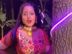 Bhojpuri एक्ट्रेस अंजना सिंह ने शहनाज गिल के गाने 'शोना शोना' पर किया बेहतरीन डांस, देखें Video
