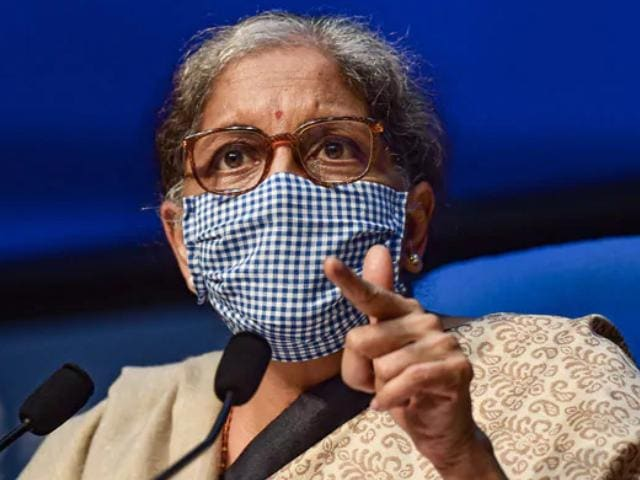Video : No Amount Of Intervention Adequate For Pandemic-Hit Economy: Finance Minister