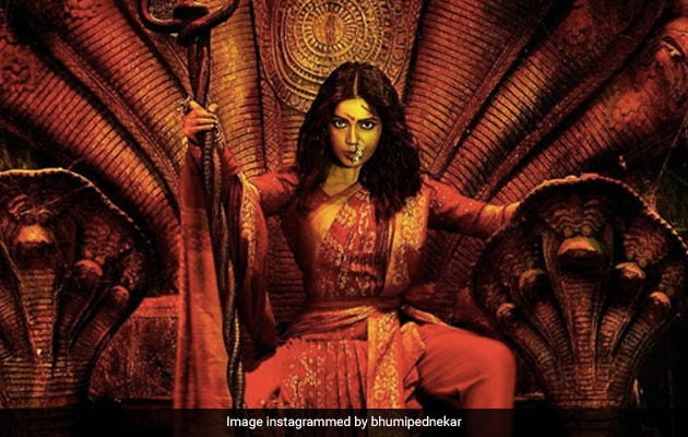 Durgamati Review: Bhumi Pednekar's Ghost Story Puts Dread Of Bad Cinema In Us