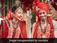 क्रिकेटर युजवेंद्र चहल ने गर्लफ्रेंड धनाश्री वर्मा से रचाई शादी, देखें Wedding Photos