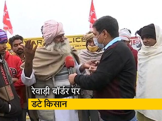 Videos : दिल्ली-जयपुर हाइवे पर किसानों का आंदोलन