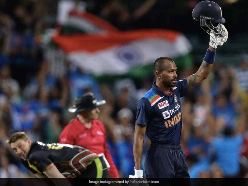 Australia v India, 2nd T20I: Hardik Pandya, T Natarajan Power India To Series-Clinching Win In Sydne