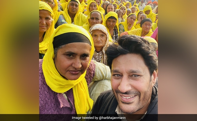 Singer Harbhajan Mann Declines Award In Support Of Farmers' Protest