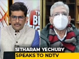 """Video : """"Must Withdraw Farm Bills For Sake Of Indian Agriculture"""": Sitaram Yechury to NDTV"""