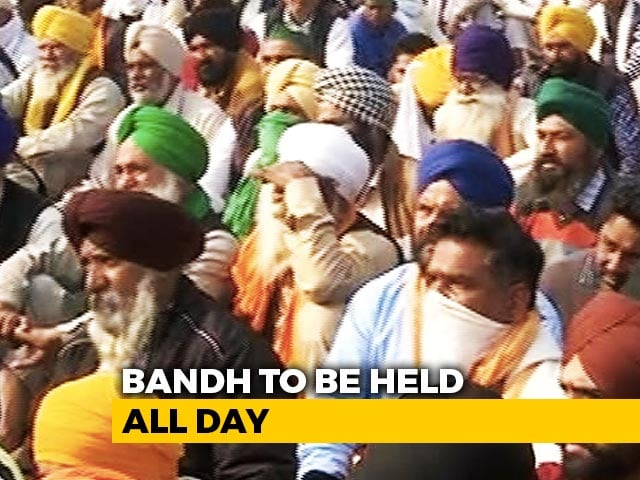 Video : Bharat Bandh: All That You Need to Know About Farmer Protests