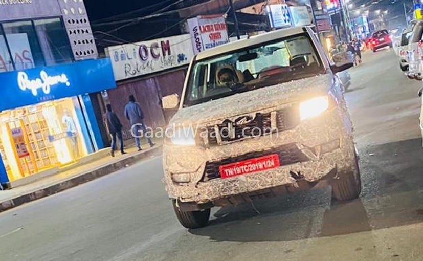 The Mahindra TUV300 Plus facelift is likely to come with cosmetic updates and few updated features