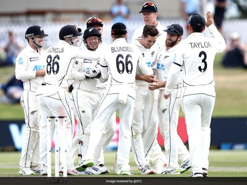 New Zealand Set To Play World Test Championship Final At Lord's