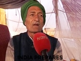 """Video : """"Subsidy On Sugar Exports  Bid To Weaken Our Protest"""": Farmers"""