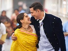 "Akshay Kumar Resumes Shoot For <I>Atrangi Re</i> With The ""3 Magic Words"""