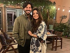 "Dulquer Salmaan's ""Corny"" Yet Adorable Post For Wife Amal On 9th Wedding Anniversary"
