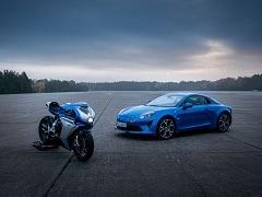 Renault & Lotus Team To Electrify Alpine Brand