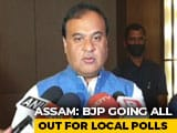 Video : As BJP Goes Solo, Bodoland Polls Are Semi-Finals To Assam 2021
