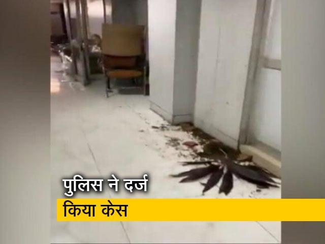 Video : दिल्ली जल बोर्ड हिंसा में पुलिस ने दर्ज किया केस