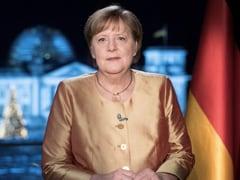 """Angela Merkel Invites Joe Biden To Germany """"As Soon As Pandemic Allows"""""""