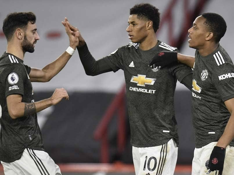 Comeback Kings Manchester United Maintain Perfect Premier League Away Record