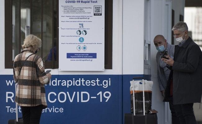 Spain Confirms Four Cases Of British Coronavirus Variant