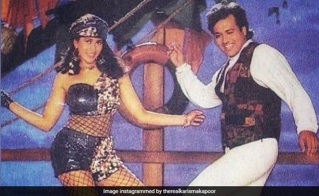 'Queen' Karisma Kapoor's 'Husn Hai Suhana' Post Gets A Whole Lot Of Love From Varun Dhawan, Ranveer Singh And Others
