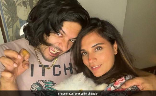 Hey Ali Fazal, Why The 'Claw' In Birthday Wish For Richa Chadha? He Has 'No Idea'