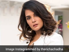 Richa Chadha Rings In Her 34th Birthday With A Table Full Of Delish Treats