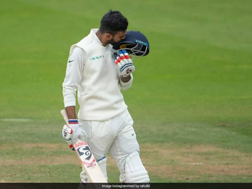 KL Rahul ruled out of the Test series against Australia