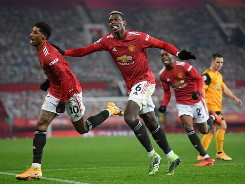 Manchester United Move Up To Second Amid Covid Concerns For The Premier League