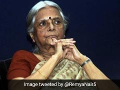 Sugathakumari, Eminent Malayalam Poet And Activist Dies