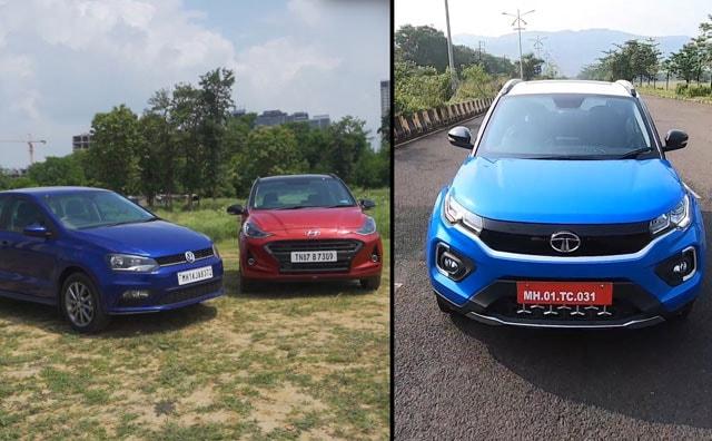 Video : Hyundai Grand i10 Nios Turbo vs VW Polo, Tata Nexon Facelift Review